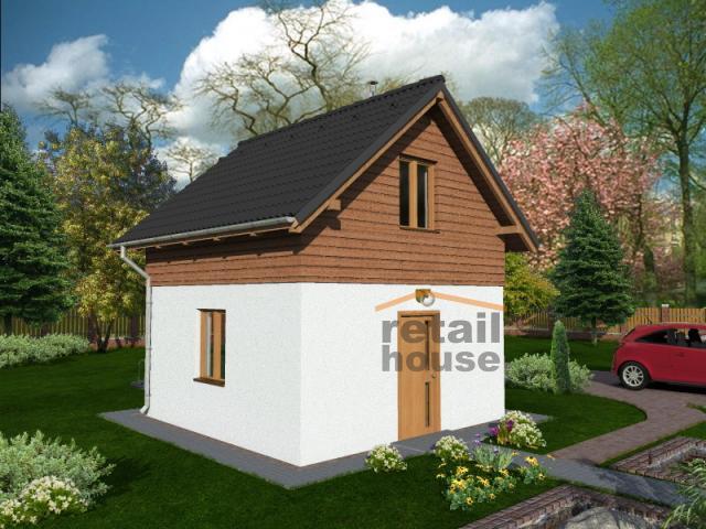 Zahradní chata 01