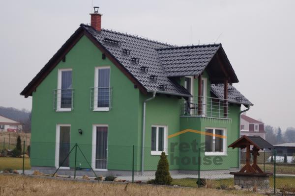 Rodinný dům na klíč Karmen od Retail House