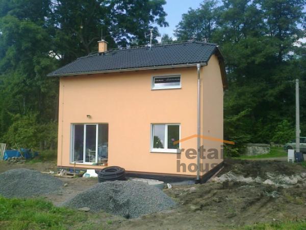 Rodinný dům na klíč Pegas Exclusive od Retail House