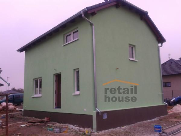 Rodinný dům na klíč Pegas Hit B Exclusive od Retail House