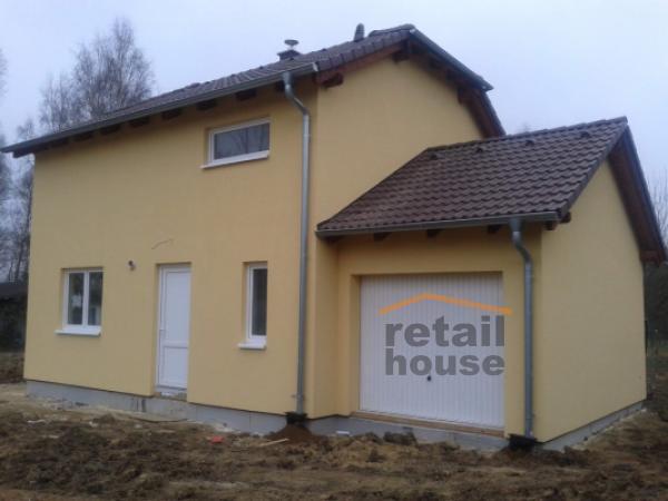 Rodinný dům na klíč Pegas Exclusive Plus od Retail House