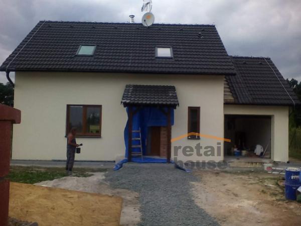 Rodinný dům na klíč Pegas Hit B Plus od Retail House