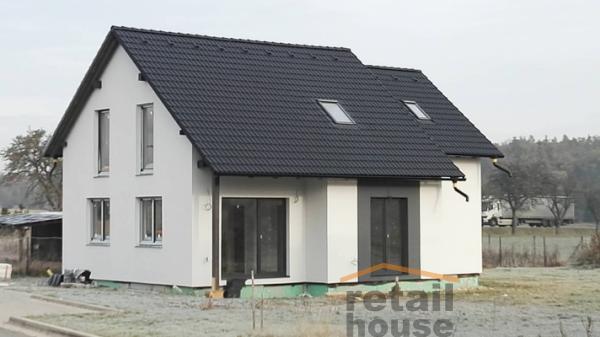 Rodinný dům na klíč Pegas Top Plus od Retail House