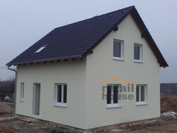 Rodinný dům na klíč Pegas New 2016 od Retail House