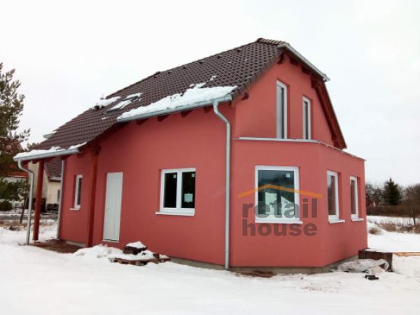 Rodinný dům na klíč Pegas Elegant od Retail House