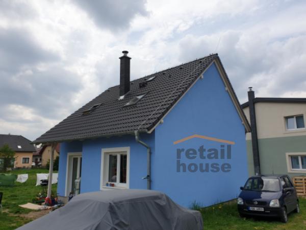 Rodinný dům na klíč Pegas Top od Retail House
